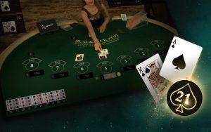 แบล็คแจ๊คน่าเล่นกับทาง Sa Gaming