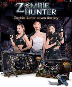 Zombie Hunter เกมสล็อตจาก SA Gaming